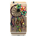 Buy Flower dream catcher Pattern TPU Relief Back Cover Case iPhone 6/iPhone 6S
