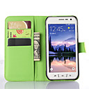 Buy Litchi Grain Flip Leather Wallet Case Stand Cover Samsung Galaxy S6 Active/S5 Active/S4 Mini/S4 Mini