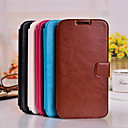Buy PU Wallet Ultra-Thin Voltage cell phone Holster Samsung Galaxy Style Duos Grand Prime 2