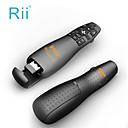Rii R900 2.4GHz Wireless Mini Remote Air Mouse Laser Pointer Presenter