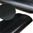 lorcoo ™ simcarbon pellicola 3d in fibra di carbonio vinile avvolgere 12