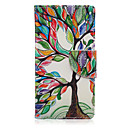 Buy Huawei Case / P9 Lite P8 Card Holder Wallet Stand Full Body Tree Hard PU Leather HuaweiHuawei