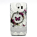 Buy Butterfly Pattern TPU Relief Back Cover Case Galaxy S5 Mini/S5/Galaxy S6/Galaxy S6 edgePlus/Galaxy edge