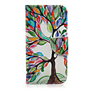 Buy Color Tree Pattern PU Leather Full Body Cover Stand Samsung Galaxy J1/J2/J3/J5/E5/J7/E7/G350/G313/G360/Alpha