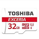 Original TOSHIBA 32GB Class10 UHS-1 MicroSDHC TF Memory Card 40MB/s Waterproof