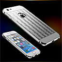 Buy Ultra thin Aluminum Metal Frame + Acrylic Back Cover Case Bags Diamond Skin Surface iPhone 6 Plus/6S Plus