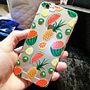 Buy Fruit Hearts Pattern TPU Transparent Soft Shell Phone Case Back Cover iPhone6/6S