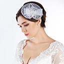 Buy Women's Rhinestone Imitation Pearl Net Headpiece-Special Occasion Fascinators
