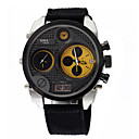 Buy Mens Watches Dual Movement Calendar Military Sport Waterproof Analog Wrist Watch (Assorted Colors) Cool Unique