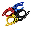 Buy Seatpost Clamp Quick Release QR Aest Road Bike MTB 31.8mm Red Seat Post
