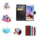 Buy 360 Degree Flip PU Leather phone Case Purse businiss Galaxy Note5 Note4 Note3 Lite Edge