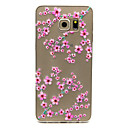 Buy Plum flower Pattern TPU Relief Back Cover Case Galaxy S5 Mini/S5/Galaxy S6/Galaxy S6 edgePlus/Galaxy edge