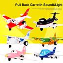 de luchthaven dagboek speelgoed cartoon terug te trekken auto met geluid en licht voor de kinderen speelgoed inc. batterij (met