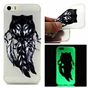 Buy Wolf Feathers Luminous Dream Catcher Pattern Sofe TPU Case iPhone 6S