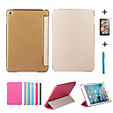 Buy Smart Cover Leather Case + PC Translucent Back Apple iPad Air 2 +Free Gift Protector Film+Touch Pen