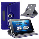 Leather Case For Tablet 360 Degree Rotate Leather Case Cover Stand for Universal Android Tablet 7