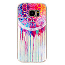 Buy Samsung Galaxy Case Pattern Back Cover Dream Catcher TPU S7 / S6 edge S5 S4