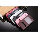 Buy Samsung Galaxy Case Stand / Windows Flip Full Body Solid Color PU Leather J5 J3