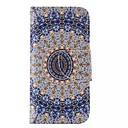 Buy Sun Flower Painted PU Phone Case iphone5SE