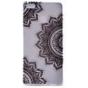 Buy Huawei Case / P9 Lite Transparent Back Cover Mandala Soft TPU