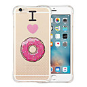 Buy iPhone 6 Case / Plus Shockproof Transparent Pattern Back Cover Cartoon Soft SiliconeiPhone 6s Plus/6