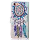 Buy Campanula Pattern PU Leather Material Phone Case iPhone 6/6S/6Plus/6sPlus