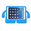 Kid Friendly Cartoon Shockproof EVA Case Handle Cover Stand for iPad Mini 1/2/3 (Assorted Color)