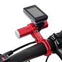 Buy Bike Mount CNC Aluminum Alloy Bicycle Handlebar Extender Extension Holder Stopwatch Flashlight