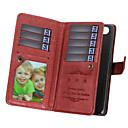 pu full body geval is met 9 kaartsleuven portemonnee case met standaard voor Huawei p9 / P9 lite / p8 lite / g7 / y625