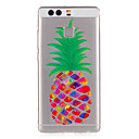 Buy Huawei Case / P9 Lite Transparent Back Cover Fruit Soft TPU