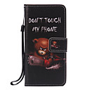 Buy Bear Lanyard Painted PU Phone Case Huawei P9/P9lite