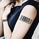 Buy Fashion Temporary Tattoos Sexy Body Art Waterproof Tattoo Stickers Barcode