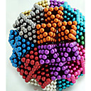 Buy Magnet Toys 432 Pieces 5 MM Building Blocks Magnetic Balls Executive Puzzle Cube Gift