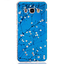 Buy Samsung Galaxy Case Transparent Back Cover Flower Soft TPUJ7 / J5 (2016) J3 J2 J1 Ace Grand