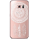Buy Samsung Galaxy S7 Edge Transparent / Pattern Case Back Cover Dream Catcher Soft TPU SamsungS7 edge S6 plus