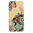 Buy Back Dustproof / Pattern Flower TPU Soft Case Cover BS08 Apple iPhone 6s Plus/6 Plus 6s/6 SE/5s/5