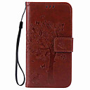 Buy Eforcase®Cats Trees Front Outer Embossed Strap PU Phone Case Galaxy J5(2016)/J3(2016)/J1(2016)/J5/J3