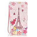 Buy EFORCASE® Butterfly Tower 3D Painted Lanyard PU Phone Case Huawei P9lite