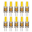 Buy 1G4 1505 COB 400-500LM Warm White/Cool White/Natural White Decorative / Waterproof LED Bi-pin Lights