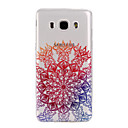 Buy Painted Flower Pattern Transparent TPU Material Phone Case Samsung Galaxy J3(2016) J5(2016) J7(2016)