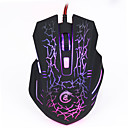 Buy Wired Optical LED Colorful Backlight Adjustable 1200-5500DPI 6 Buttons USB Gaming Game Mouse Mice PC Computer Laptop