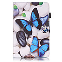 Buy PU Leather Material Blue Butterfly Embossed attern Tablet Case Samsung Galaxy Tab T815 T715 T580 T560 T550 T377 T280