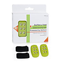 Buy Belts, Holders & Armbands / LED Safety Light Waterproof LEDs Dynamo MRICE R100 Running Cycling/Bike RubberRed Green Blue