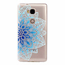 Buy Huawei Case Ultra-thin / Pattern Back Cover Lace Printing Soft TPU Y635 Honor 5X