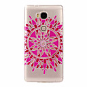 Buy Huawei Case Ultra-thin / Pattern Embossed Back Cover Flower Soft TPU Y635 Honor 5X