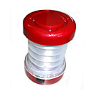 Buy Lights Lanterns & Tent LED 100 Lumens 1 Mode AAA Small Size / Easy Carrying Camping/Hiking/Caving Everyday Use Plastic