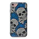 Buy Skeleton Pattern Painted Three-Dimensional Relief TPU Material Phone Shell iPhone 7 Plus 6