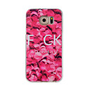 Buy Samsung Galaxy S7Edge S7 S6Edge S6 S5 S4 Case Cover Rose Petal Painted Pattern TPU Material Phone