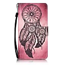 Buy Samsung Galaxy A5(2016) A3(2016) Card Holder Wallet Stand Flip Pattern Case Full Body Dream Catcher Hard PU Leather