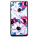 Buy Huawei P8 P9 P8Lite P9Lite Y5 II Honor5A Honor8 Mate7 Four Flowers Pattern TPU Material Painted Relief Phone Case